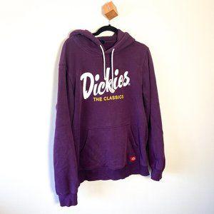 Dickies Purple Hoodie